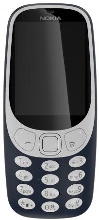 Фото - Сотовый телефон Nokia 3310 Dual Dark Blue сотовый телефон nokia 3310 dual sim 2017 синий