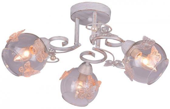 Потолочная люстра Arte Lamp Alessandra A5004PL-3WG arte lamp потолочная люстра arte lamp alessandra a5004pl 8ab