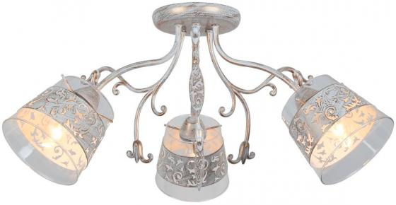 Потолочная люстра Arte Lamp Calice A9081PL-3WG цена и фото