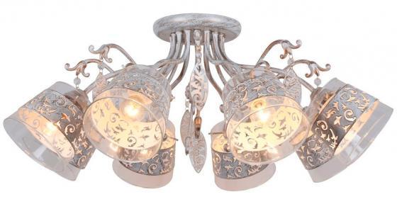 Потолочная люстра Arte Lamp Calice A9081PL-8WG цена и фото