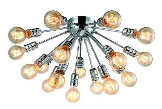 Потолочная люстра Arte Lamp Fuoco A9265PL-18CC arte lamp потолочная люстра arte lamp fuoco a9265pl 9cc