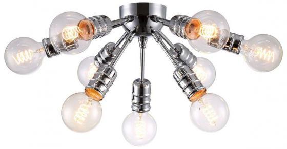 Потолочная люстра Arte Lamp Fuoco A9265PL-9CC arte lamp потолочная люстра arte lamp fuoco a9265pl 9cc