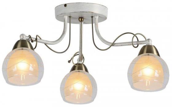 Потолочная люстра Arte Lamp Intreccio A1633PL-3WG потолочная люстра arte lamp intreccio a1633pl 5wg