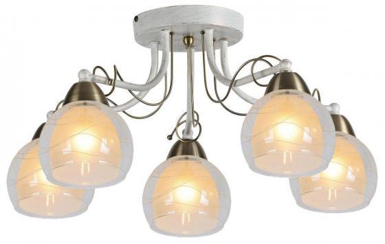 Купить Потолочная люстра Arte Lamp Intreccio A1633PL-5WG