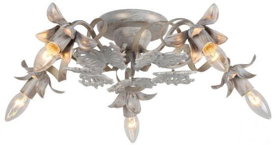 Потолочная люстра Arte Lamp Libellula A8626PL-5WG цена и фото