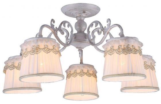 Купить Потолочная люстра Arte Lamp Merletto A5709PL-5WG