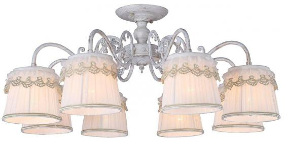 Потолочная люстра Arte Lamp Merletto A5709PL-8WG