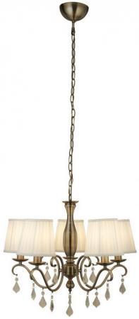 Подвесная люстра Arte Lamp Innamorata A2313LM-5AB