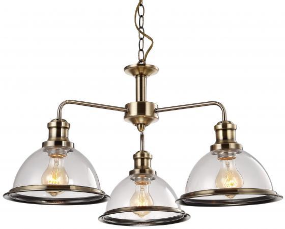 Подвесная люстра Arte Lamp Oglio A9273LM-3AB
