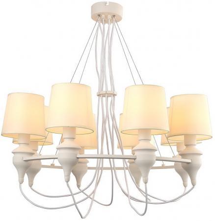 Подвесная люстра Arte Lamp Sergio A3326LM-8WH