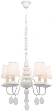 Подвесная люстра Arte Lamp Signora A2510LM-5WH