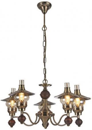 Подвесная люстра Arte Lamp Trattoria A5664LM-5AB