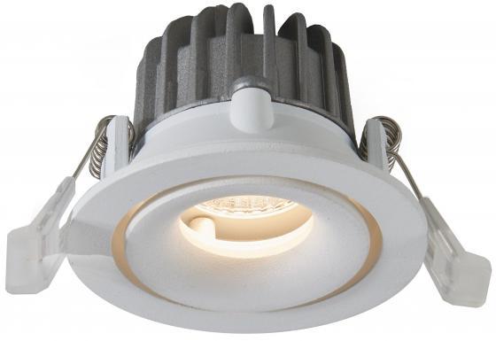 Встраиваемый светодиодный светильник Arte Lamp Apertura A3315PL-1WH