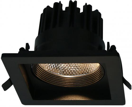 Купить Встраиваемый светодиодный светильник Arte Lamp Privato A7018PL-1BK