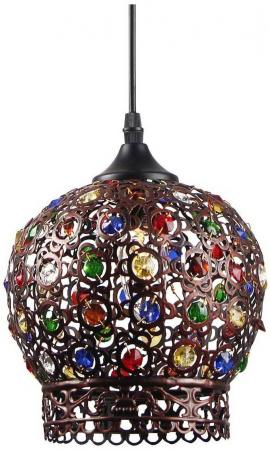 Подвесной светильник Arte Lamp Maharaja A7078SP-1CK цена