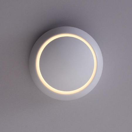 Настенный светодиодный светильник Arte Lamp Eclipse A1421AP-1WH настенно потолочный светильник arte lamp a1421ap 1wh