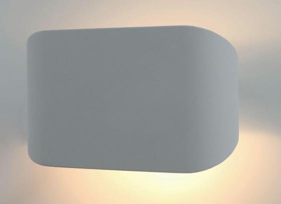 Настенный светодиодный светильник Arte Lamp Lucciola A1429AP-1WH