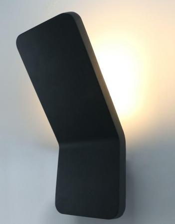 Настенный светодиодный светильник Arte Lamp Scorcio A8053AL-1GY