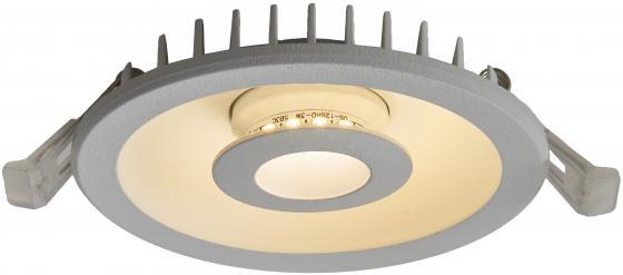 Встраиваемый светодиодный светильник Arte Lamp Sirio A7207PL-2WH встраиваемый светодиодный светильник arte lamp sirio a7203pl 2wh