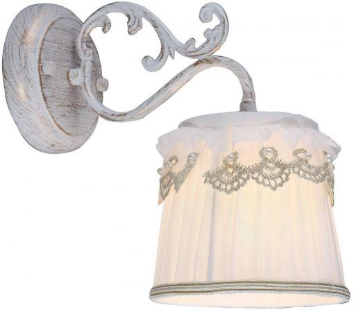 Бра Arte Lamp Merletto A5709AP-1WG бра arte lamp veil a3082ap 1wg