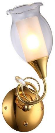 Бра Arte Lamp Mughetto A9289AP-1GO бра artelamp a9289ap 1go