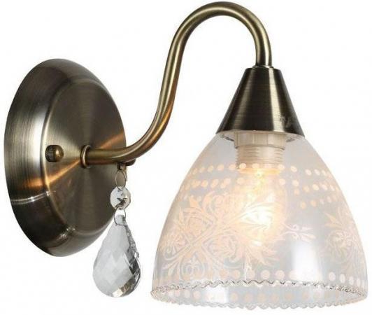 Бра Arte Lamp Rugiada A1658AP-1AB бра arte lamp a1658ap 1ab
