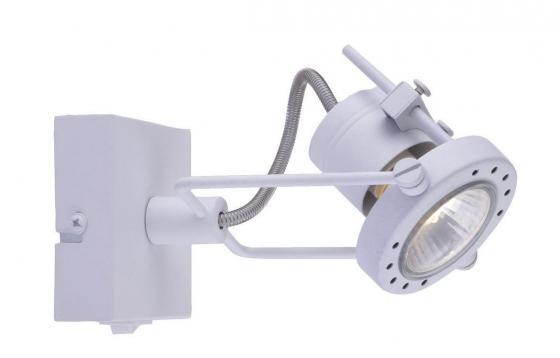 Спот Arte Lamp Costruttore A4300AP-1WH подсветка costruttore a4300ap 2ab 2х50вт gu10 металл античная бронза