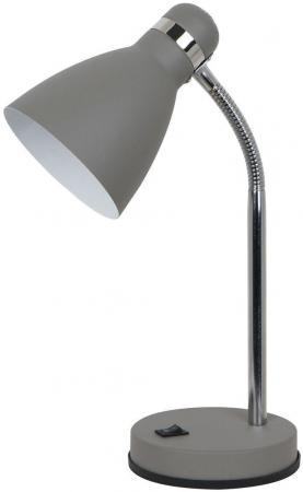 Настольная лампа Arte Lamp Mercoled A5049LT-1GY светильник спот arte lamp mercoled a5049ap 1gy
