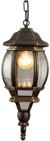 Уличный подвесной светильник Arte Lamp Atlanta A1045SO-1BN dave browning hybrid church the fusion of intimacy and impact