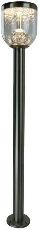 Уличный светодиодный светильник Arte Lamp Inchino A8163PA-1SS торшер 43 a2054pn 1ss arte lamp 1176958