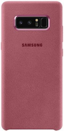 Чехол (клип-кейс) Samsung для Samsung Galaxy Note 8 Alcantara Cover Great розовый (EF-XN950APEGRU) клип кейс gresso мармелад для xiaomi mi4 розовый page 8