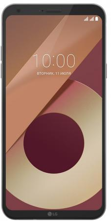 Смартфон LG Q6a платина 5.5 16 Гб LTE Wi-Fi GPS 3G LGM700.ACISPL