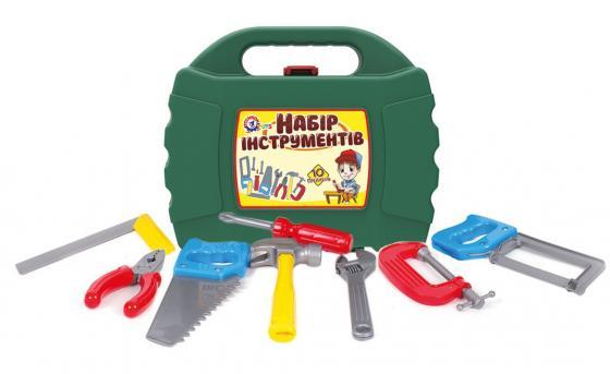 Набор инструментов ТЕХНОК 322850 10 предметов