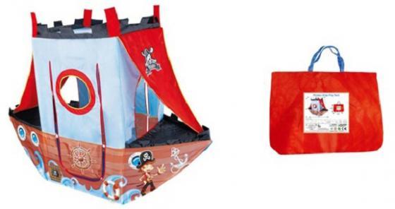 Игровая палатка Shantou Gepai Пиратский корабль gernetic регулирующий и тонизирующий лосьон для бюста seino 500 мл