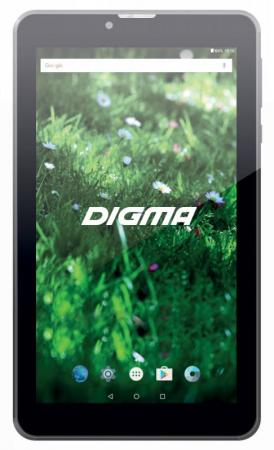 Планшет Digma Optima Prime 3 7 8Gb черный Wi-Fi Bluetooth 3G Android TS7131MG планшет digma optima 10 4 3g tt1004pg