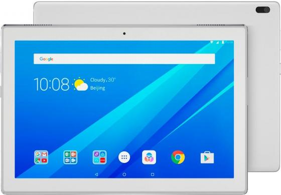 Купить Планшет Lenovo Tab 4 TB-X304L 10.1 32Gb белый Wi-Fi Bluetooth 3G LTE Android ZA2K0123RU