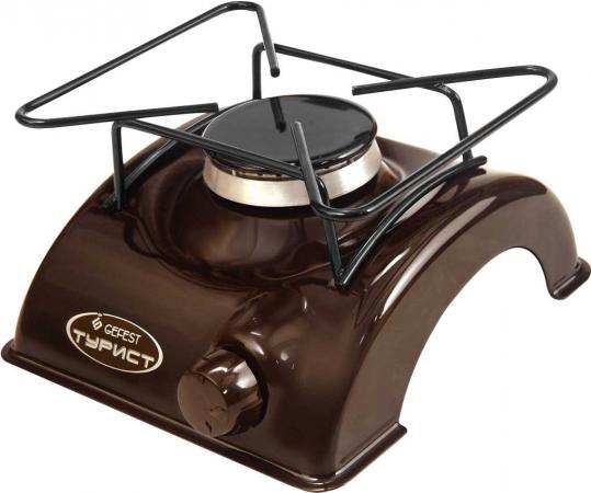 Газовая плита туристическая Gefest ПГТ-1 М.802 коричневый