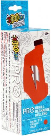 Картридж для ручки Вертикаль PRO, оранжевый 164057 наборы для творчества redwood 3d картридж для 3d ручки вертикаль
