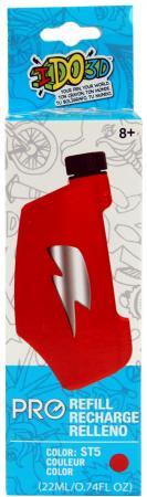 Картридж для ручки Вертикаль PRO, красный 164058
