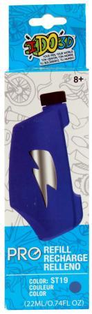 Картридж для ручки Вертикаль PRO, синий 164061