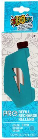 Картридж для ручки Вертикаль PRO, темно-бирюзовый 164062 картридж scxd4200a