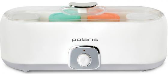 лучшая цена Йогуртница Polaris PYM 0104 белый