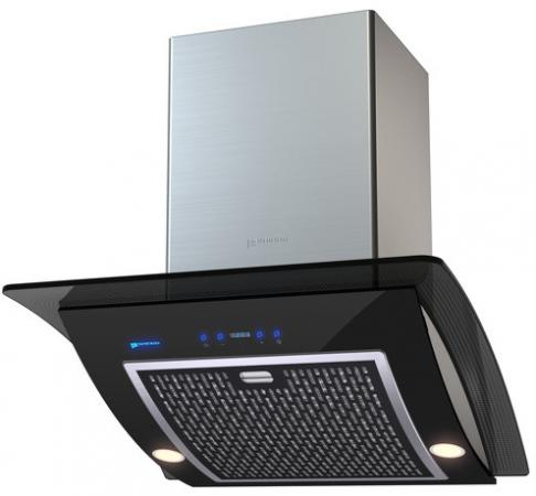 Вытяжка каминная Shindo Avior 60 SS/BG 3ETC черный/серый shindo arktur sensor 60 b bg 3etc black