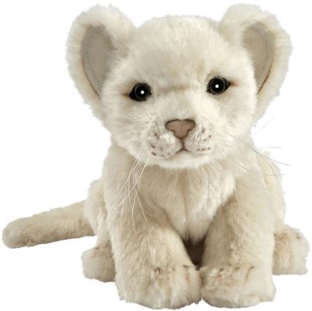Мягкая игрушка Hansa Львенок белый, 17 см 7291