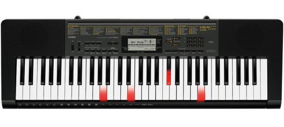 Синтезатор Casio LK-265 61 клавиша USB черный