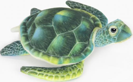 Мягкая игрушка Hansa Зеленая черепаха, 29 см 7255