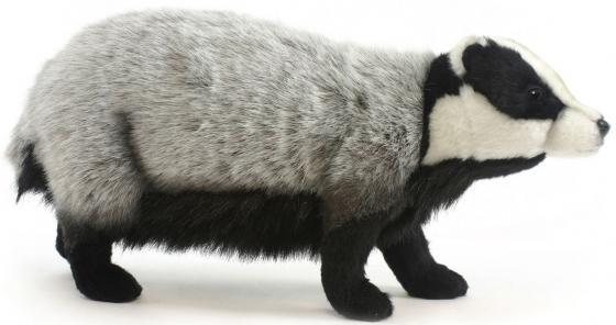 Мягкая игрушка Hansa Барсук европейский, 44 см 5574
