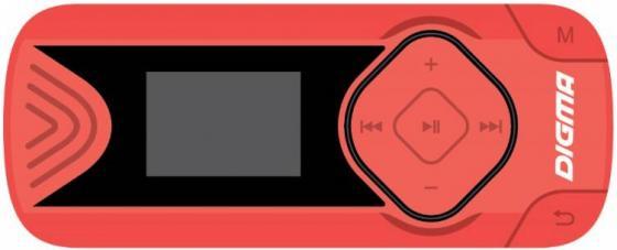 где купить Плеер Digma R3 8Gb красный по лучшей цене