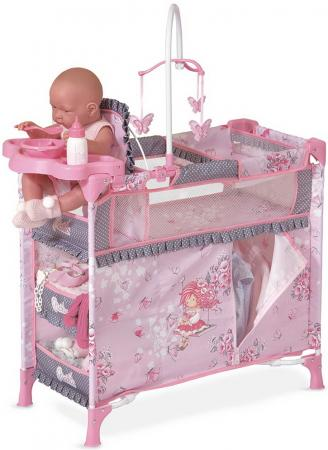 Игровой центр DeCuevas с аксесуарами для куклы серии Мария 53017