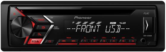 Автомагнитола Pioneer DEH-S100UB USB MP3 CD FM 1DIN 4x50Вт черный объектив sigma af 19 mm f 2 8 dn art for micro four thirds black